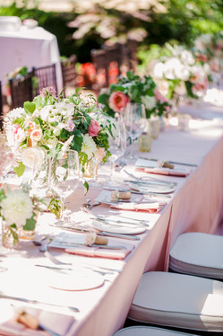 Napa Valley The Vintage Estate Wedding Flowers