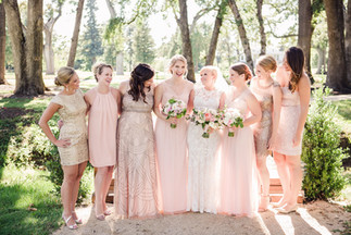Napa Valley Wedding Flowers and Bride with Bouquet