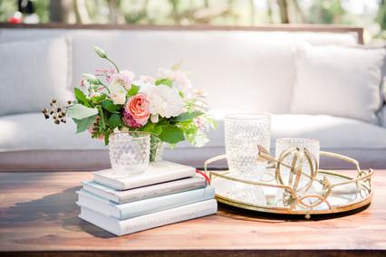 Sonoma Wine Country Wedding Flowers