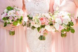 Silverado Resort at Napa Valley Wedding Flowers and Bridal Bouquet