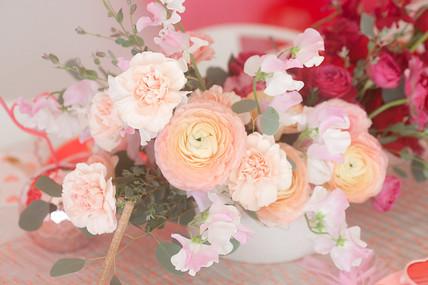 Napa Valley Birthday Event Flowers