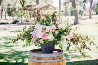 Sonoma California Wedding Flowers