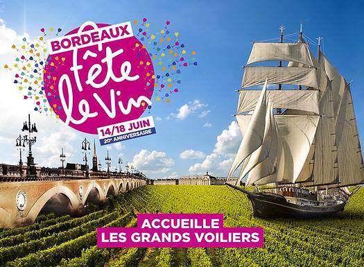 Bordeaux fête le vin, an important event in Bordeaux for the wine lovers!