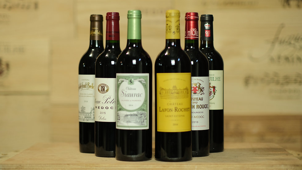 The Occasional Drinker - 6 bottles, once or twice a year