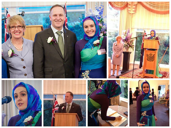 John Key, prime minister, dentistry, New Zealand, Revive a smile, Assil Russell