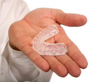mouthguard, Hamilton dentist, dental trauma