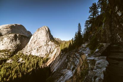 Yosemite National Park, Nevada Falls (2019)