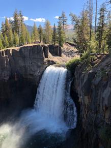 Mammoth Lakes, Rainbow Falls (2019)
