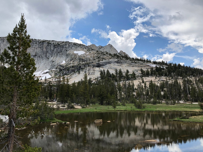 Yosemite National Park, Upper Cathedral Lake (2019)