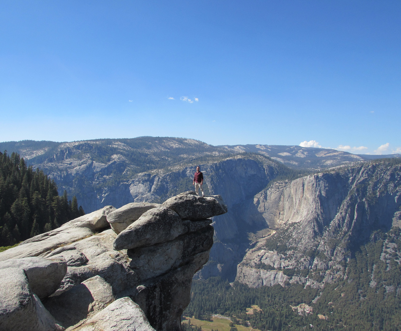 Yosemite National Park, Glacier Point (2014)