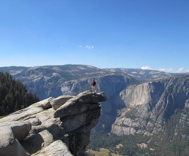 Yosemite National Park, Glacier Point (2014)