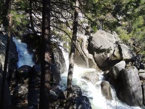 Yosemite National Park, Chilnualna Falls (2018)
