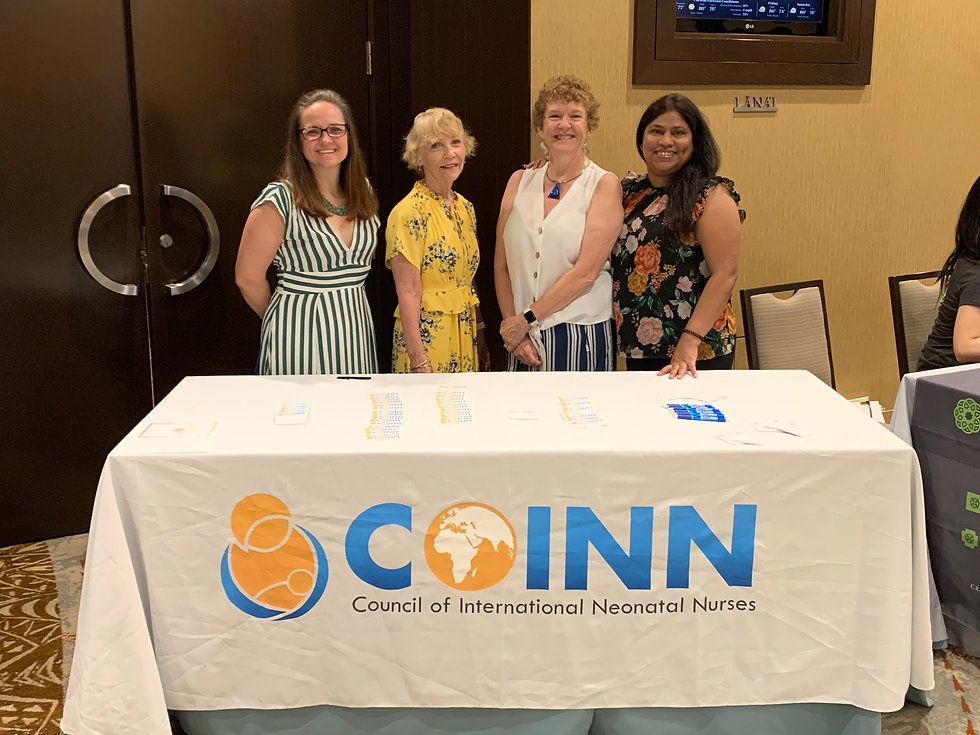 About The Council of International Neonatal Nursing
