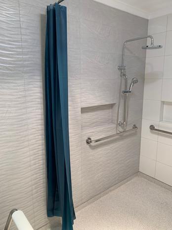 Full Bathroom Modification
