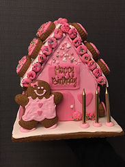 Happy Birthday Gingerbread House-IMG_084