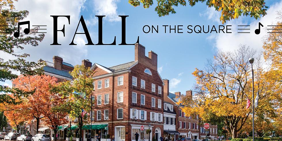 Princeton's Palmer Square Music Series