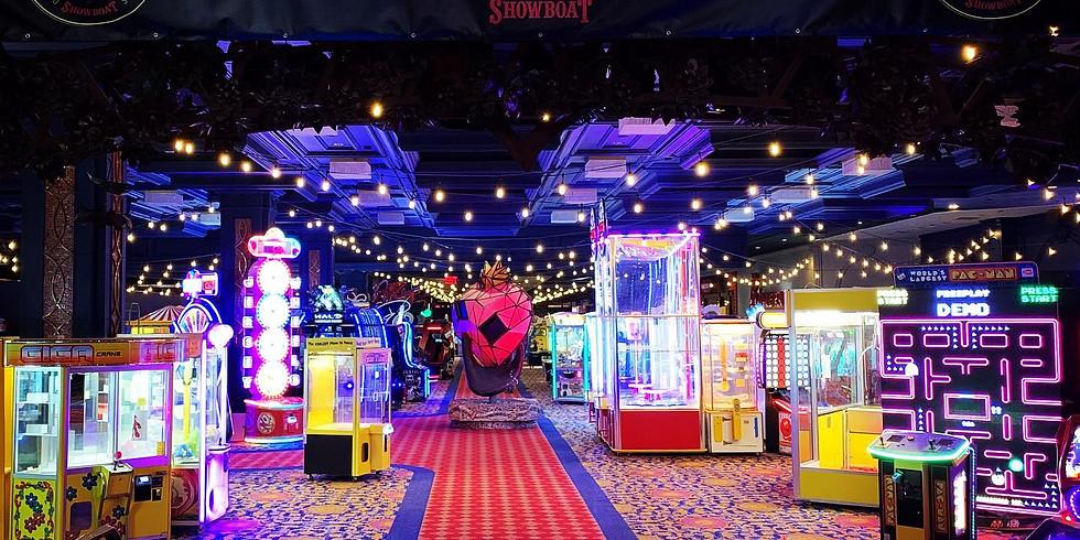 Showboat's Lucky Snake Arcade