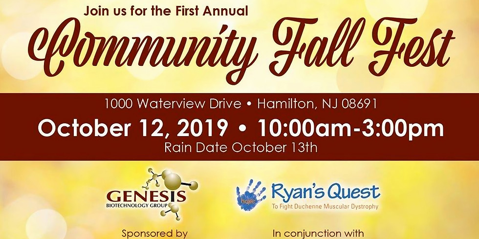 Hamilton Community Fall Fest