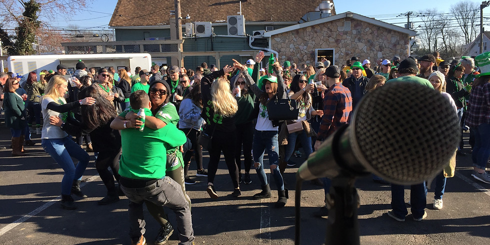 St. Paddy's Day Parade After Party