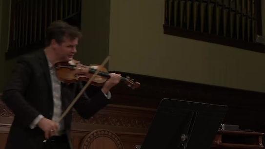 """Robert Simonds performs """"Complicit"""" by Sylvia Mancuso"""