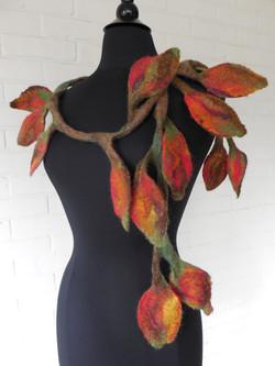 Leaf+Lariat+Wet+felted+Wool+and+Silk.JPG