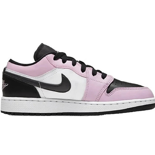 JORDAN 1 LOW ARCTIC PINK (GS)
