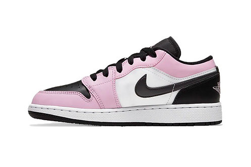 AIR JORDAN 1 LOW (GS) arctic PINK