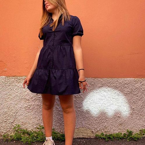 Vestitino blu