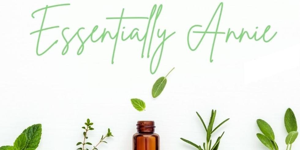 Essential Oils Tipi Workshop