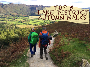Top 5 Lake District Autumn Walks