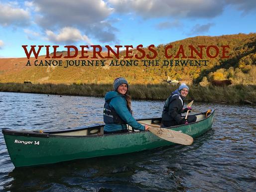 Wilderness Canoe on the River Derwent