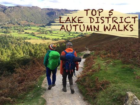 Top 5 Lake District Autumn Walks