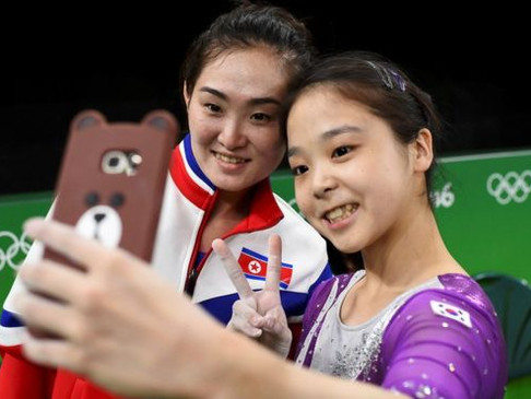 Selfies for Peace & The Olympic Truce