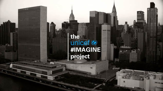 Imagine a changed world for children by supporting UNICEF's Day for Change