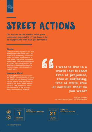 Street Actions