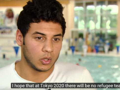 Rami Anis #TeamRefugees