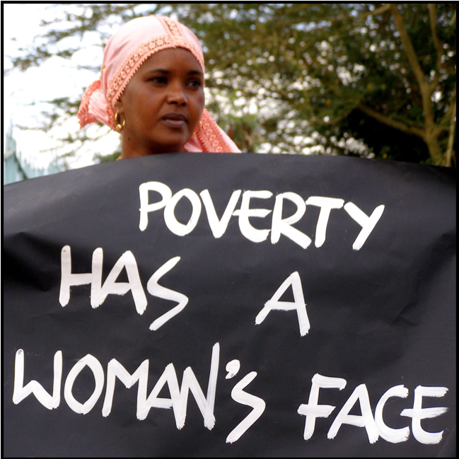 Gender & Poverty