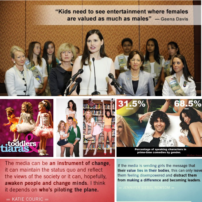 Gender & TV