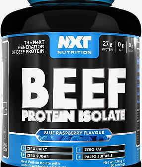 NXT Nutritions BEEF protein