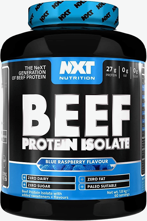 NXT Nutritions BEEF protein( various flavours )