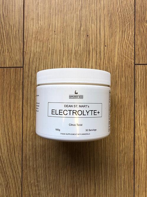 Supplement needs Electrolytes (citrus twist )