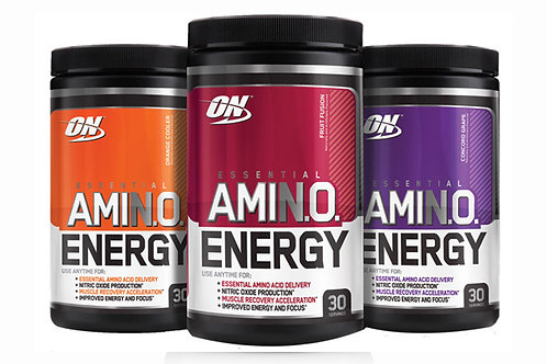 Optimum nutrition amino energy (various flavours )