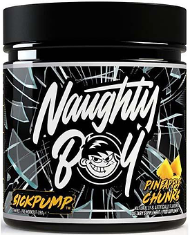 Naughty boy SICK PUMP (various flavours )