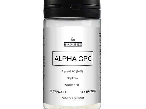 supplement needs ALPHA GPC