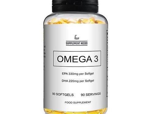 supplement needs OMEGA 3