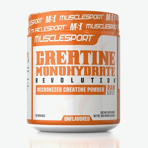 Muscle sport creatine (60 servings)