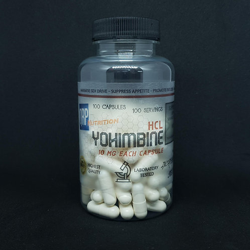 Qrp nutritions YOHIMBINE HCL