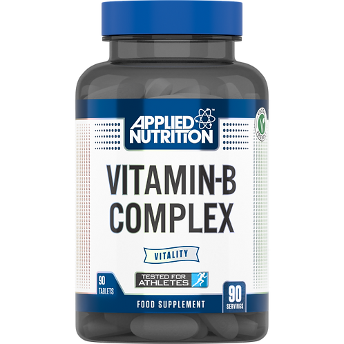 Applied nutritions vitamin B complex