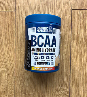 Applied nutritions bcaa (orange & mango)