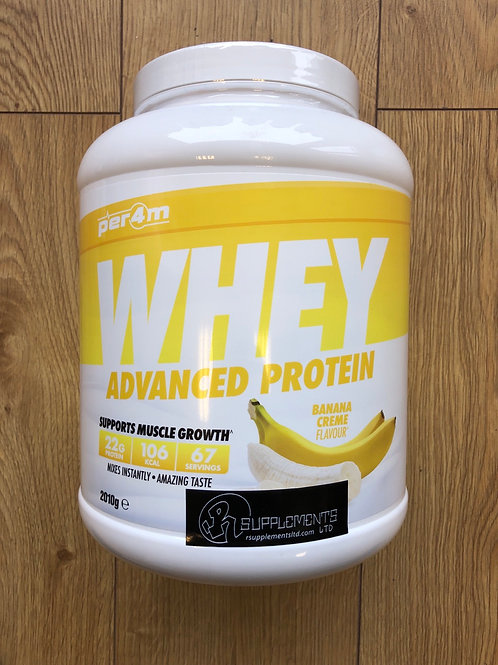 Per4m whey (banana cream)